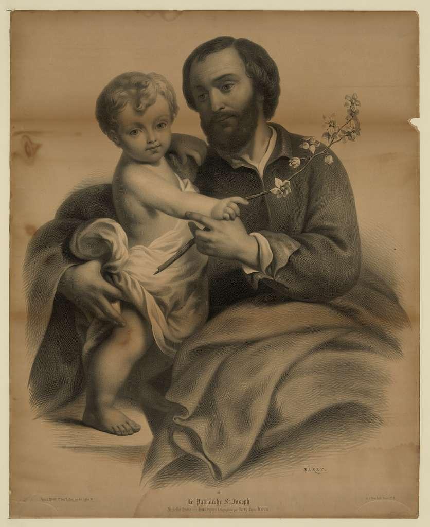 Le patriarche St. Joseph