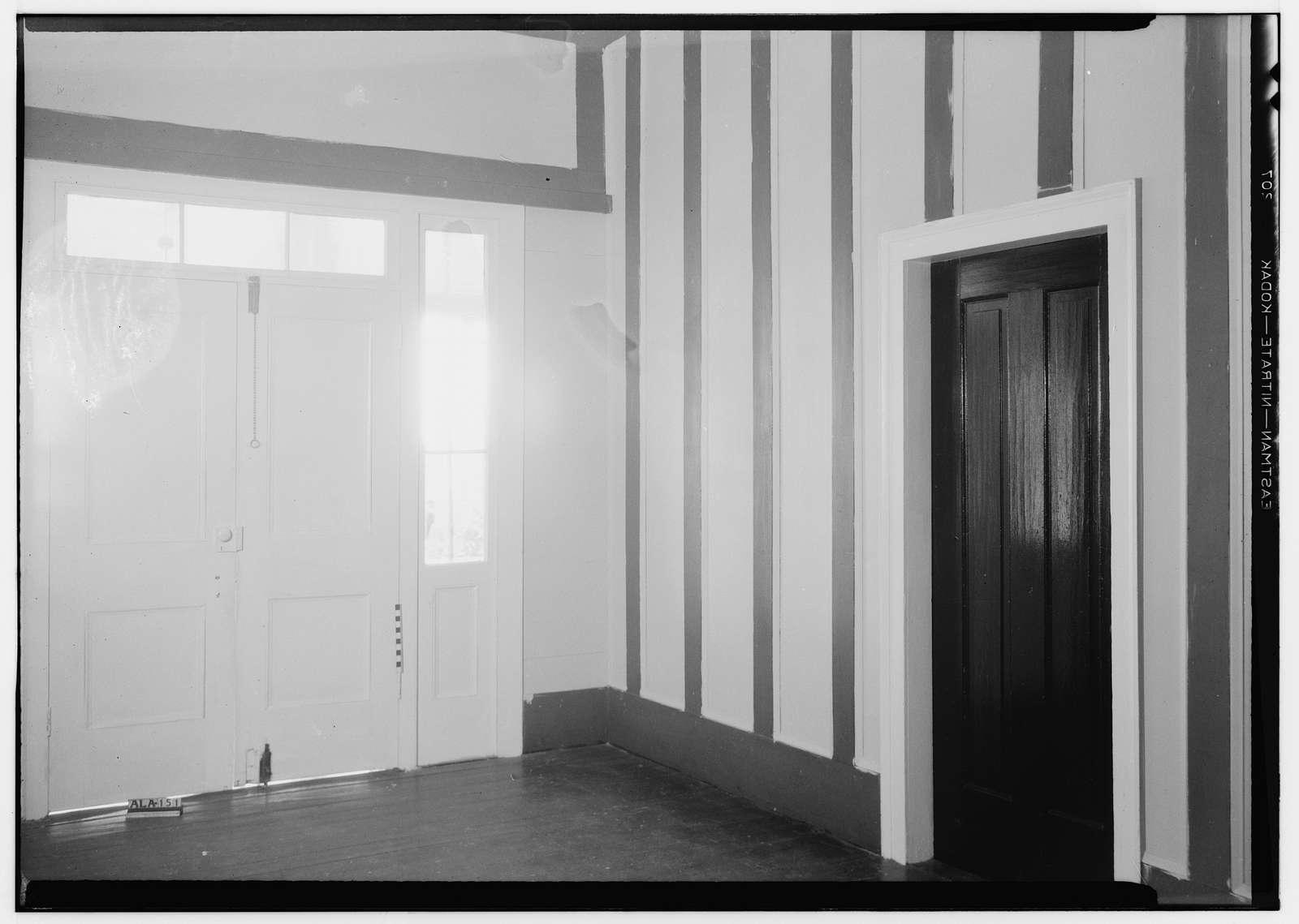McIntosh House, Fail Street, Camden, Wilcox County, AL