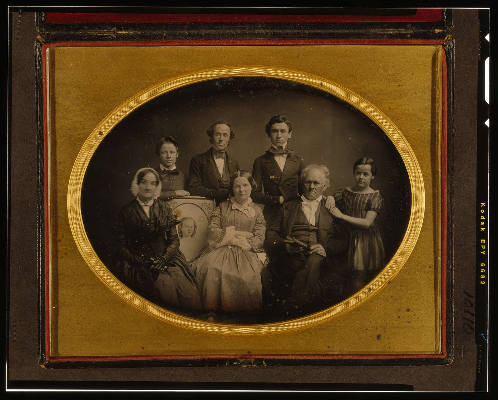 [Portrait of the Prime family]