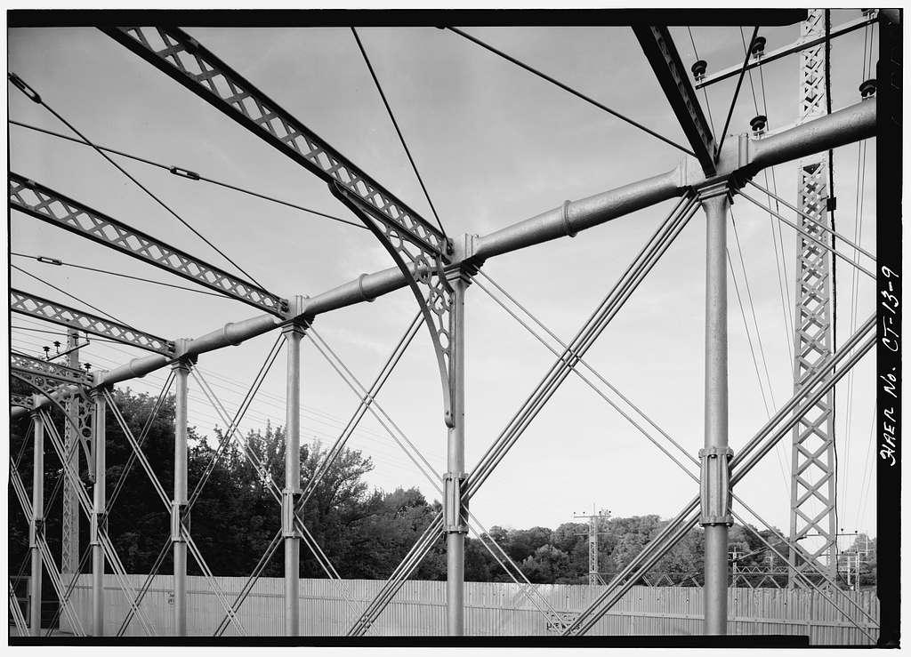 Riverside Avenue Bridge, Riverside Avenue over Northeast Corridor Railroad right-of-way, Greenwich, Fairfield County, CT