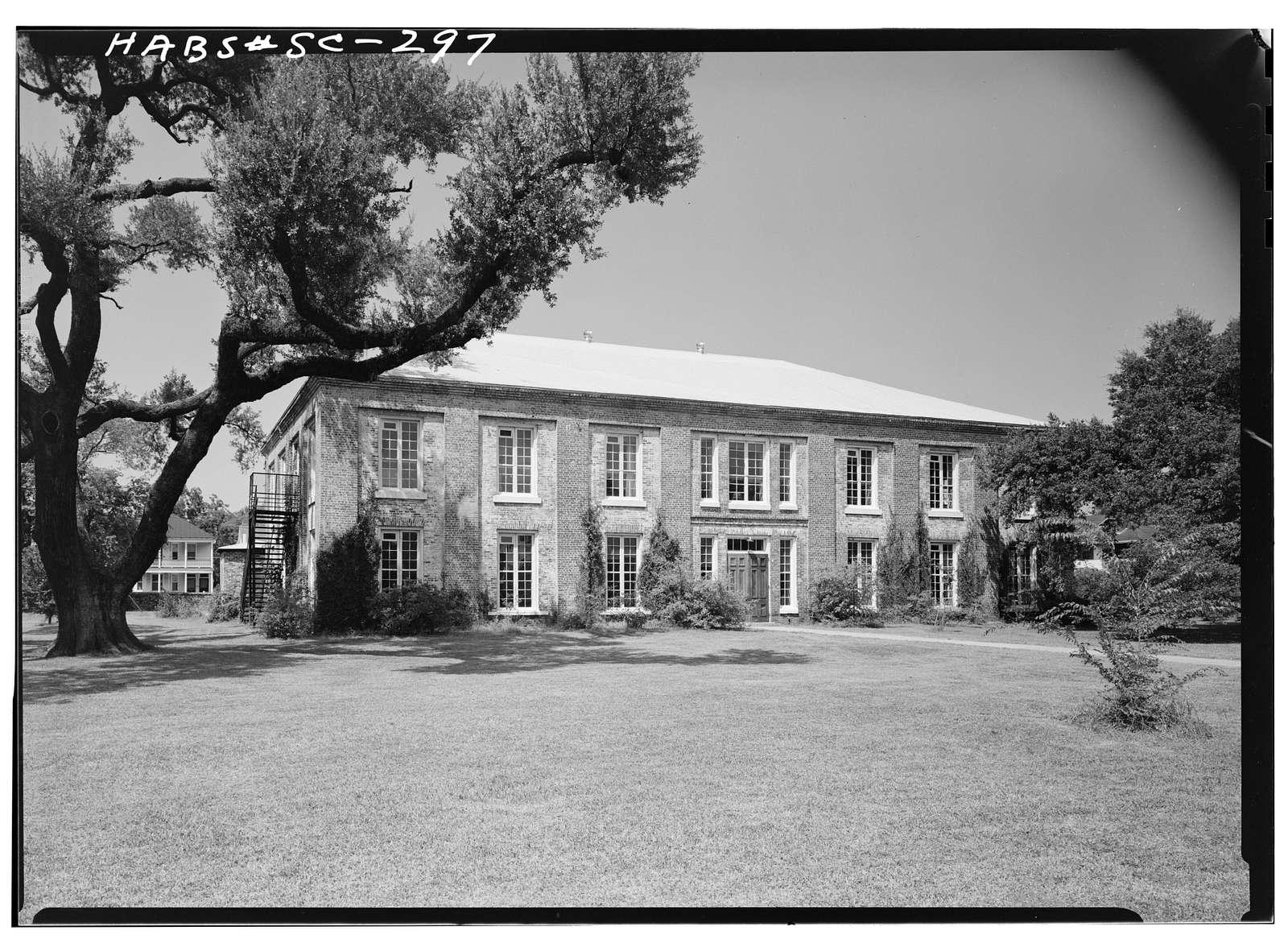 U.S. Arsenal, Foundry Building, 167 Ashley Avenue, Charleston, Charleston County, SC