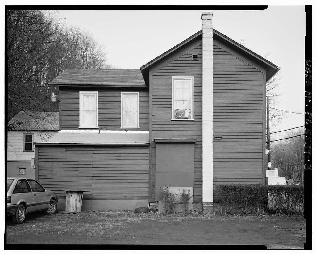 William Fortney House, Route 664, approximately 1500 feet East of Jay Street Bridge, Lockport, Clinton County, PA