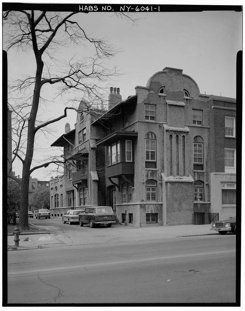 116 Washington Avenue (House & Office), Albany, Albany County, NY