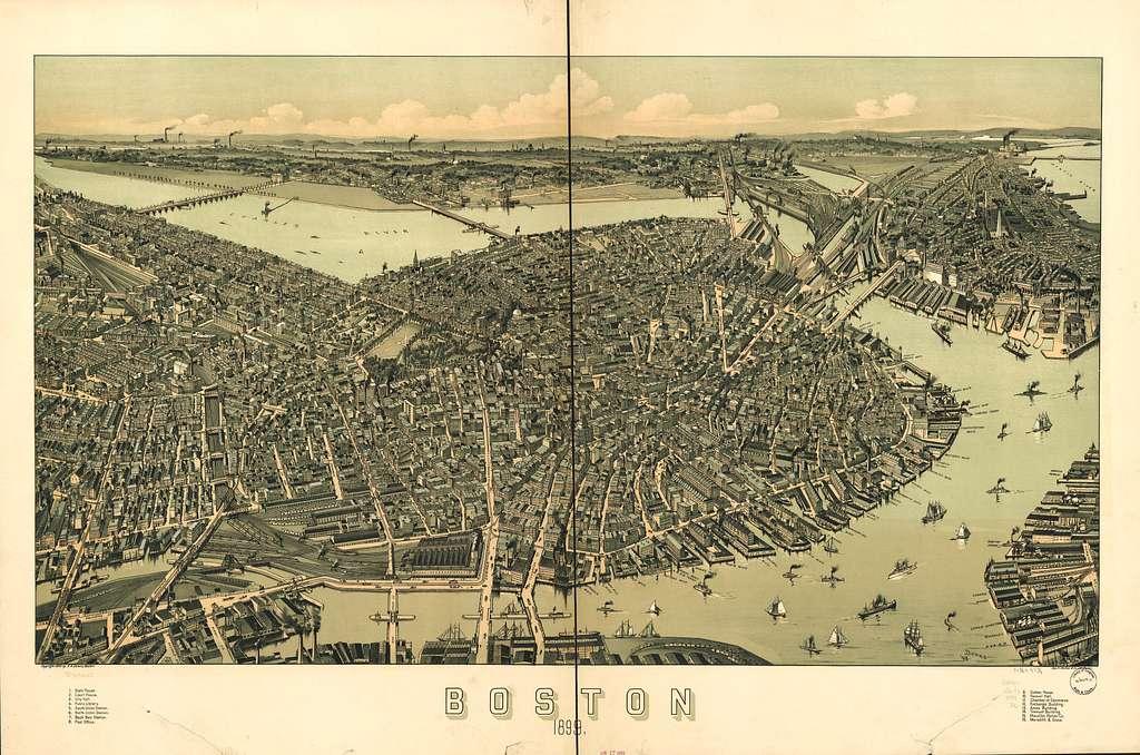 Boston 1899.