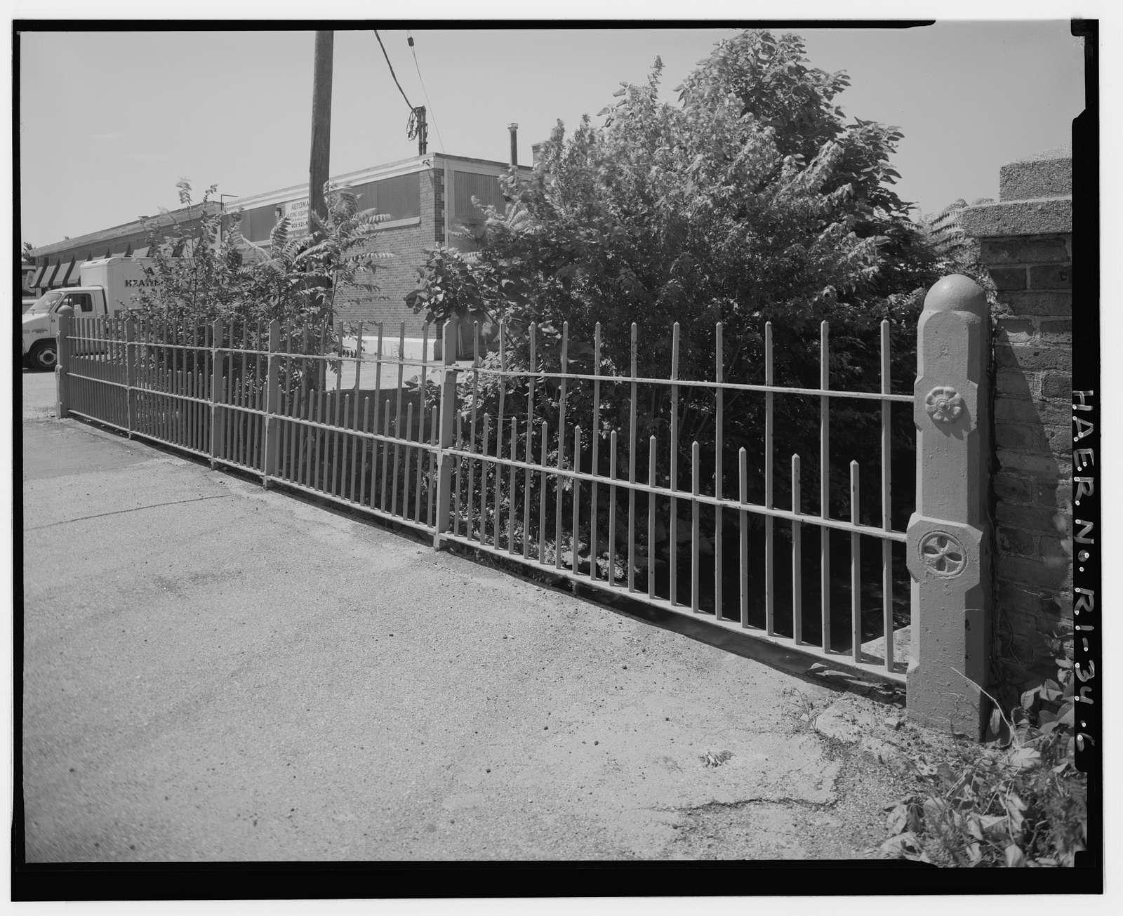 Charles Street Bridge, Spanning West River on Charles Street, Providence, Providence County, RI