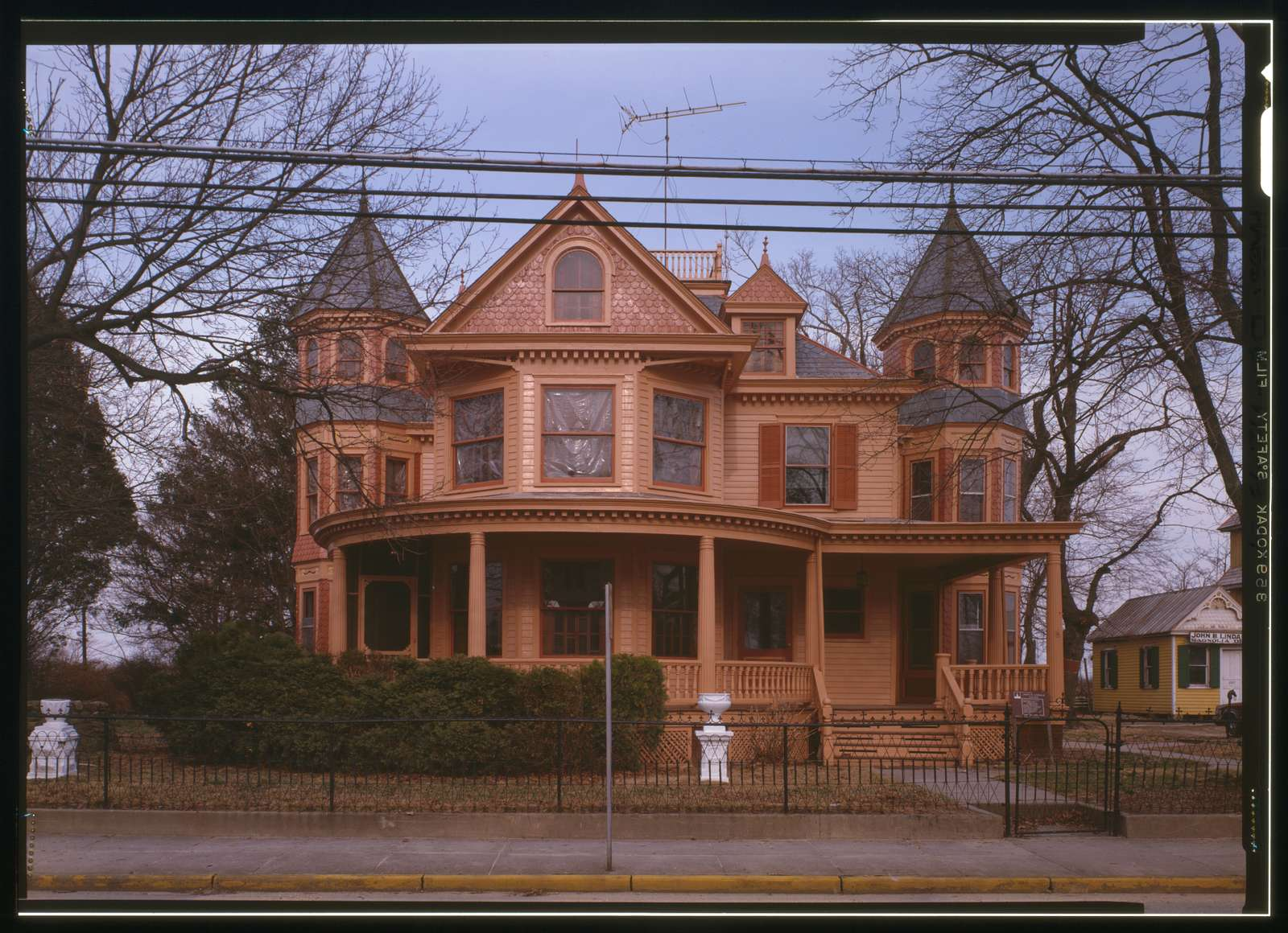 John B. Lindale House & Farm, 24 South Main Street, Magnolia, Kent County, DE