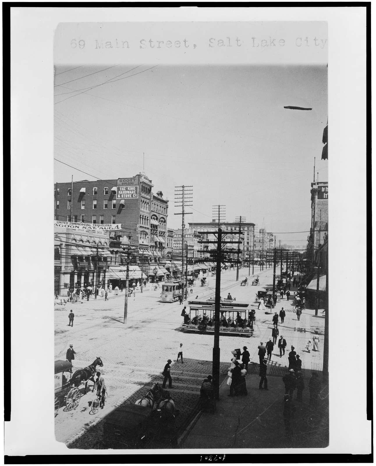 Main Street, Salt Lake City