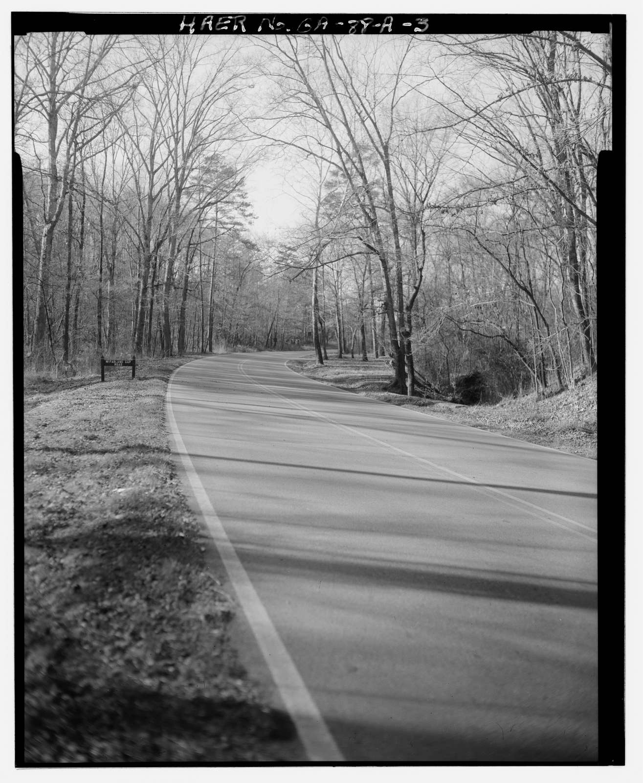 McFarland Gap Road, Culvert, Fort Oglethorpe, Catoosa County, GA