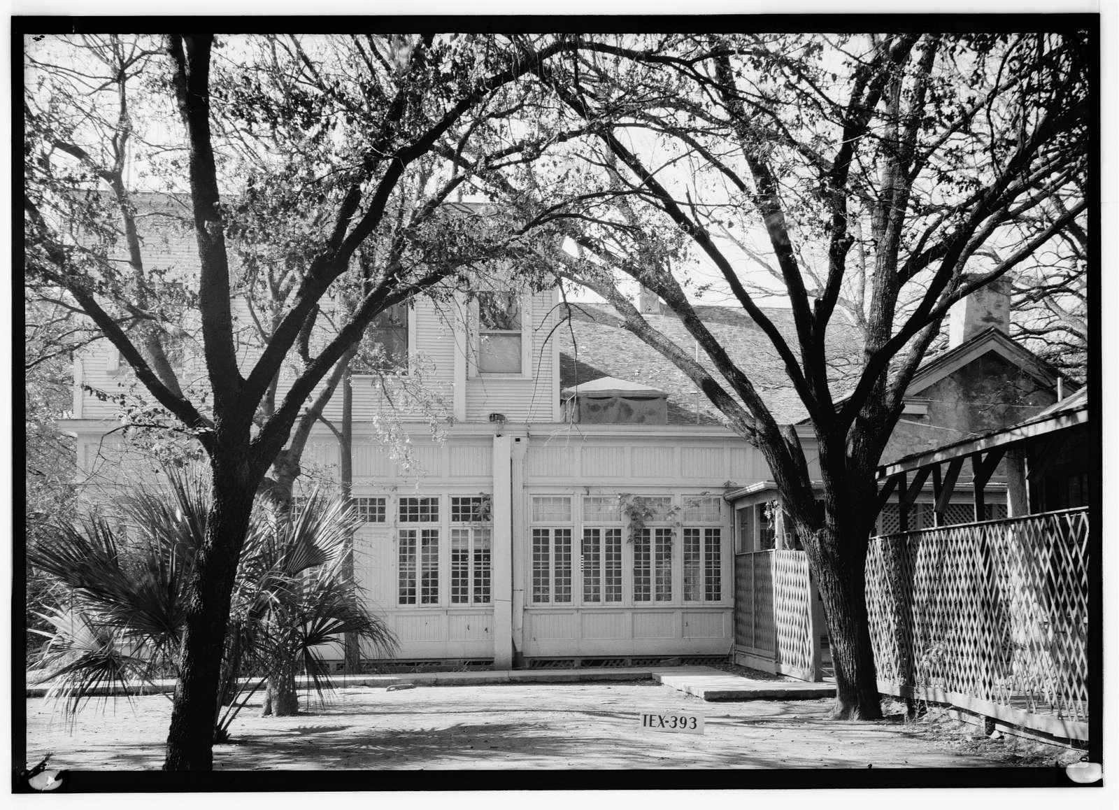 Nathaniel Lewis House, 112 Lexington, San Antonio, Bexar County, TX