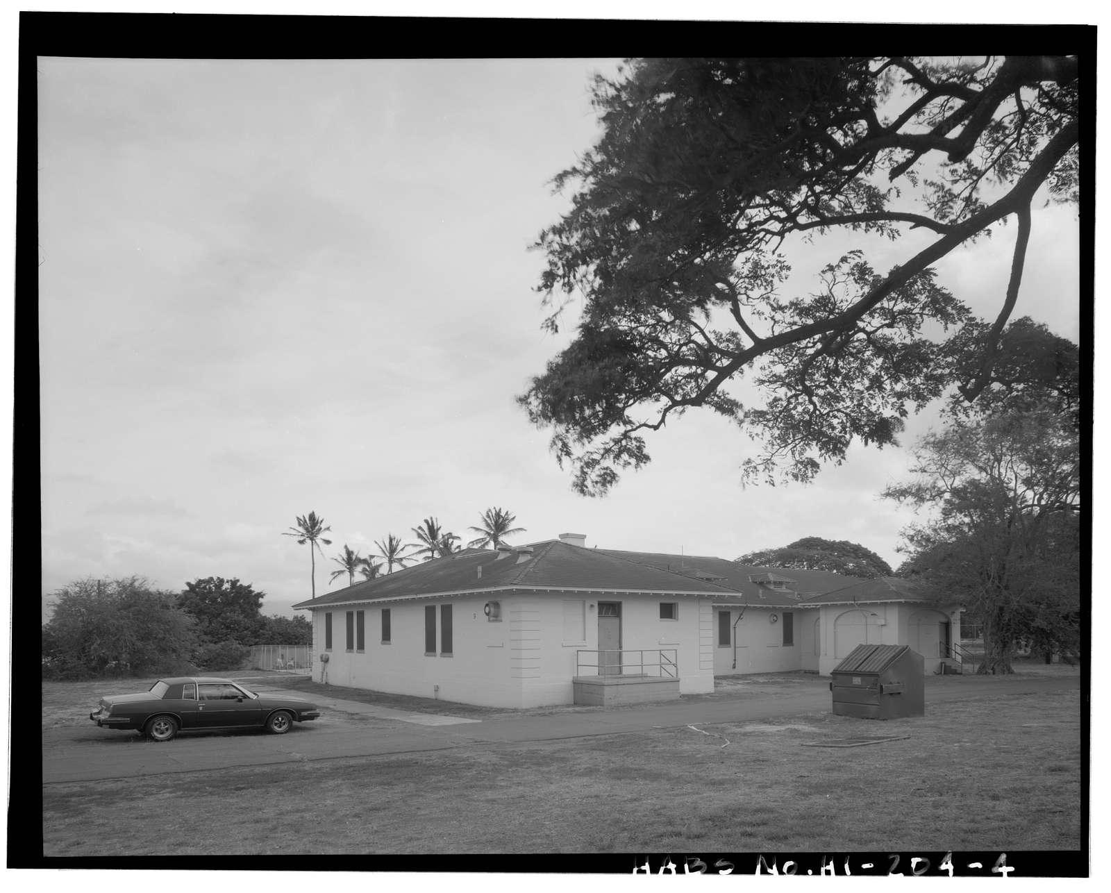 Naval Magazine Lualualei, West Loch Branch, Special Services Center-Gymnasium, Arizona Loop, Pearl City, Honolulu County, HI
