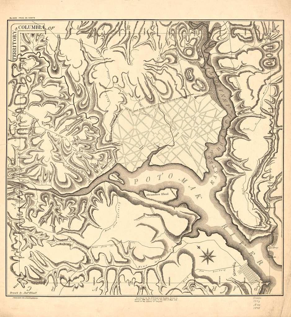 Territory of Columbia.