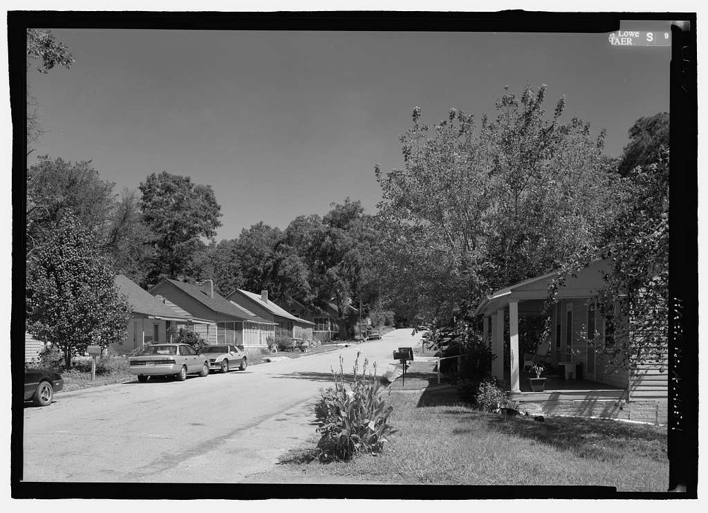 Textile Industry in Valley, Alabama, Valley, Chambers County, AL
