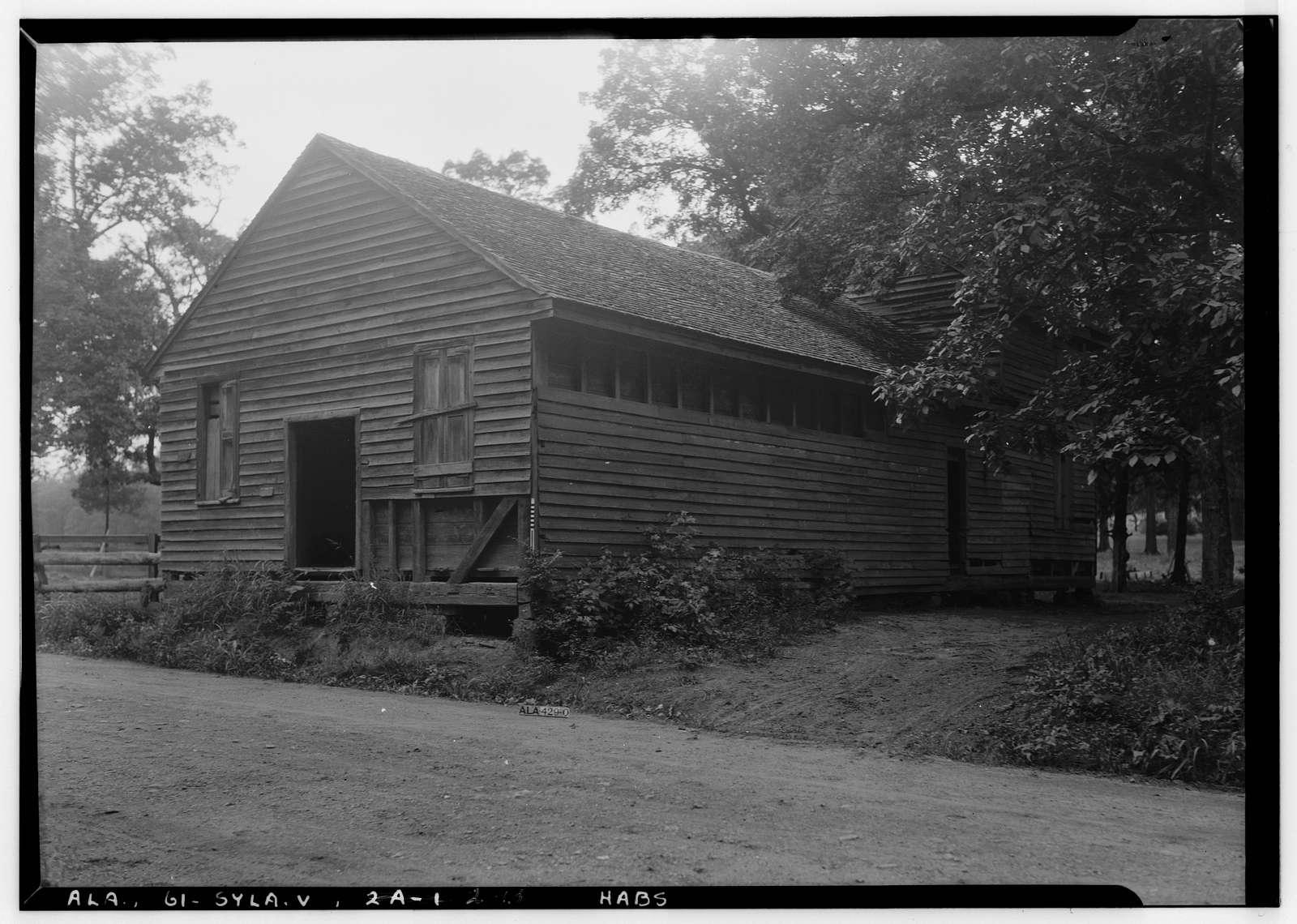 Wewoka, Riser Mill Road, Sylacauga, Talladega County, AL