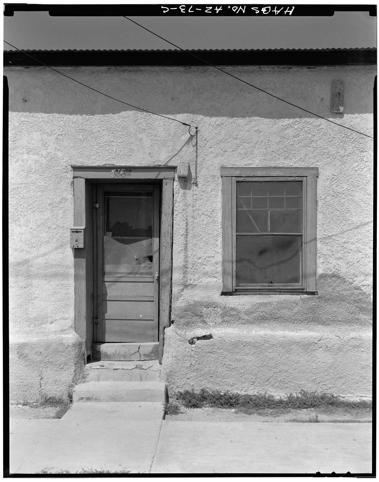 508-518 South Meyer Avenue (Apartments), Tucson, Pima County, AZ