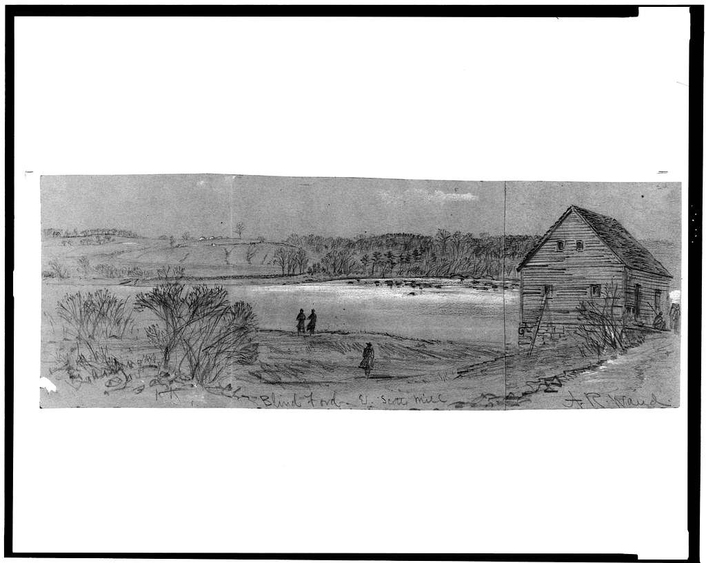 Blind Ford & Scotts Mill