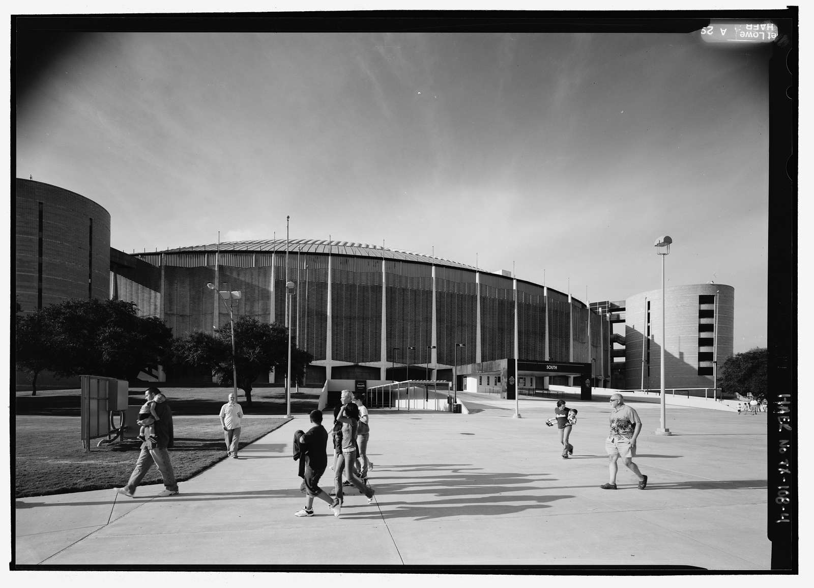 Houston Astrodome, 8400 Kirby Drive, Houston, Harris County, TX