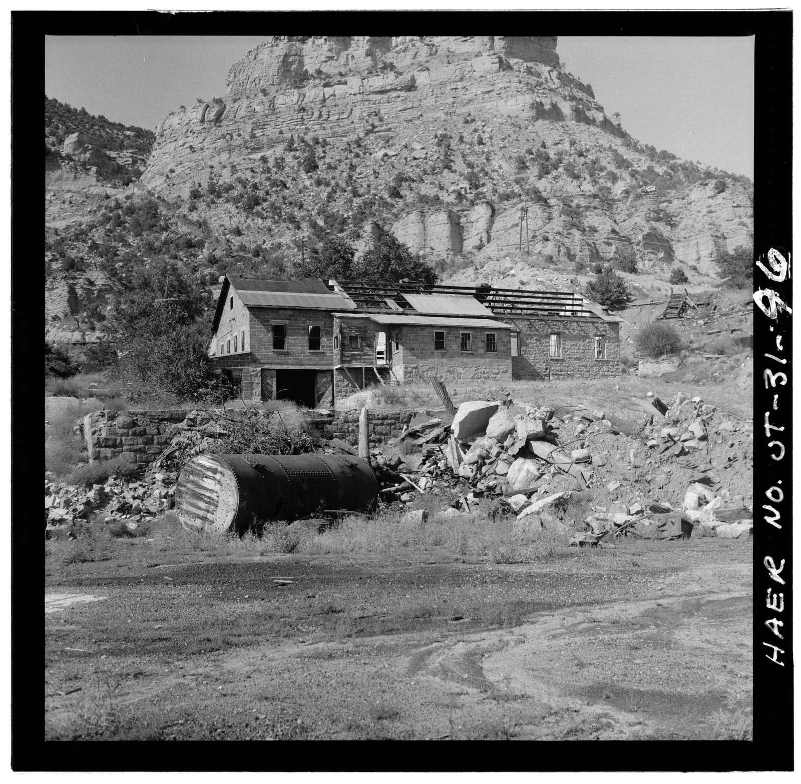 Independent Coal & Coke Company, Kenilworth, Carbon County, UT