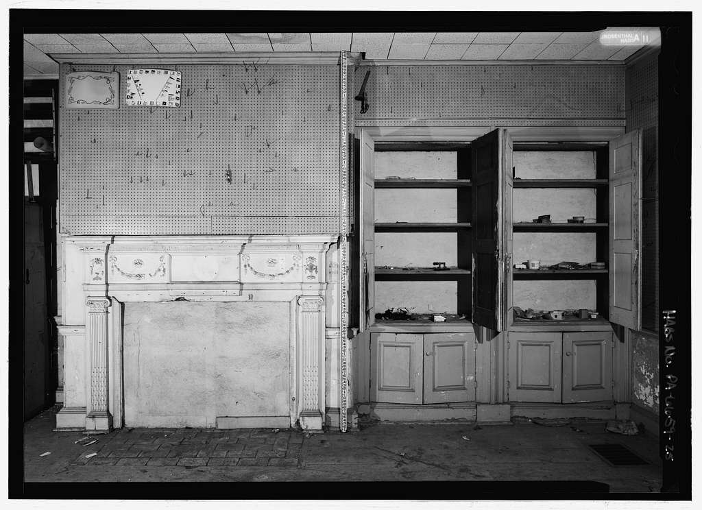 Lazaretto Quarantine Station, Wanamaker Avenue and East Second Street, Essington, Delaware County, PA