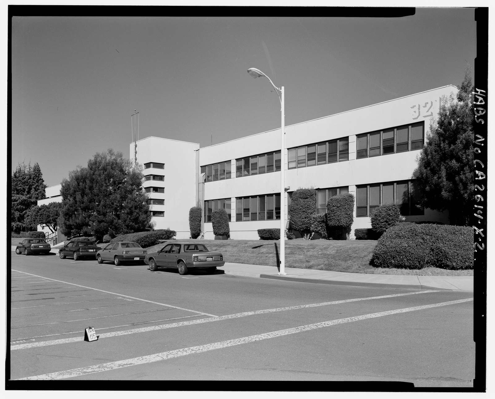 Oakland Naval Supply Center, Administration Building, Between D & E Streets, West of Fourth Street, Oakland, Alameda County, CA
