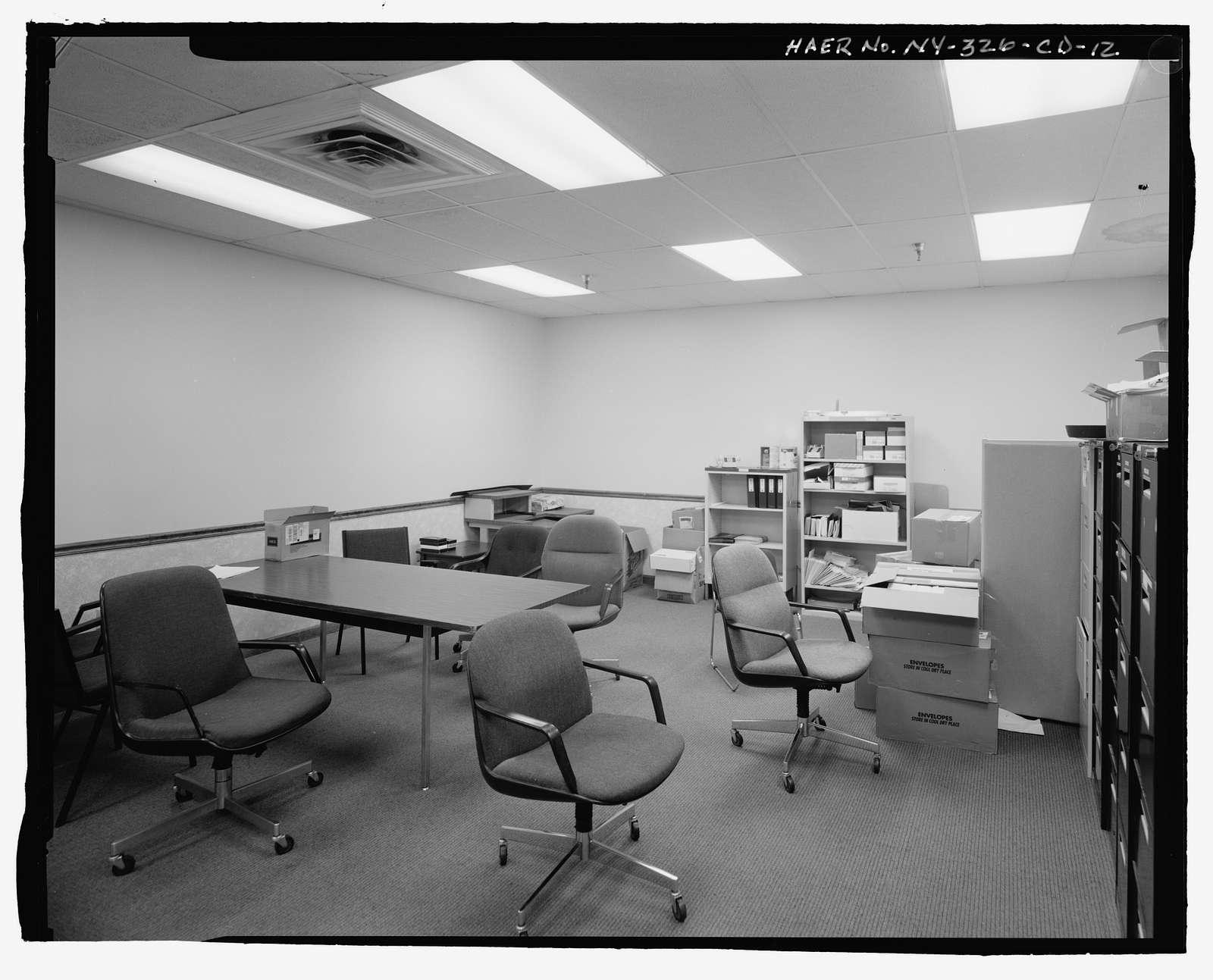 Plattsburgh Air Force Base, Flight Simulator Training Building, Arizona Avenue, Plattsburgh, Clinton County, NY