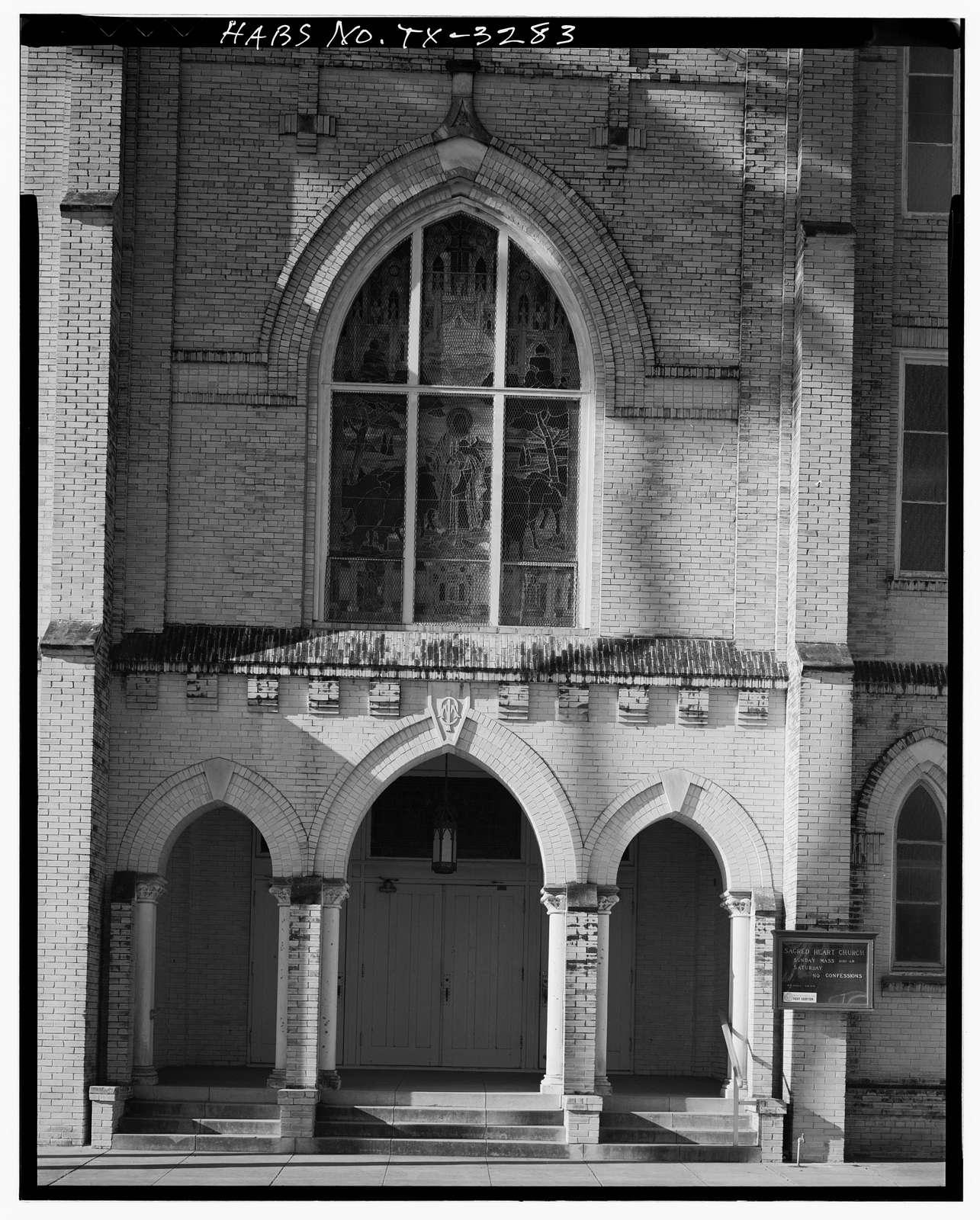Sacred Heart Roman Catholic Church, East Sixth & East Elizabeth Streets, Brownsville, Cameron County, TX