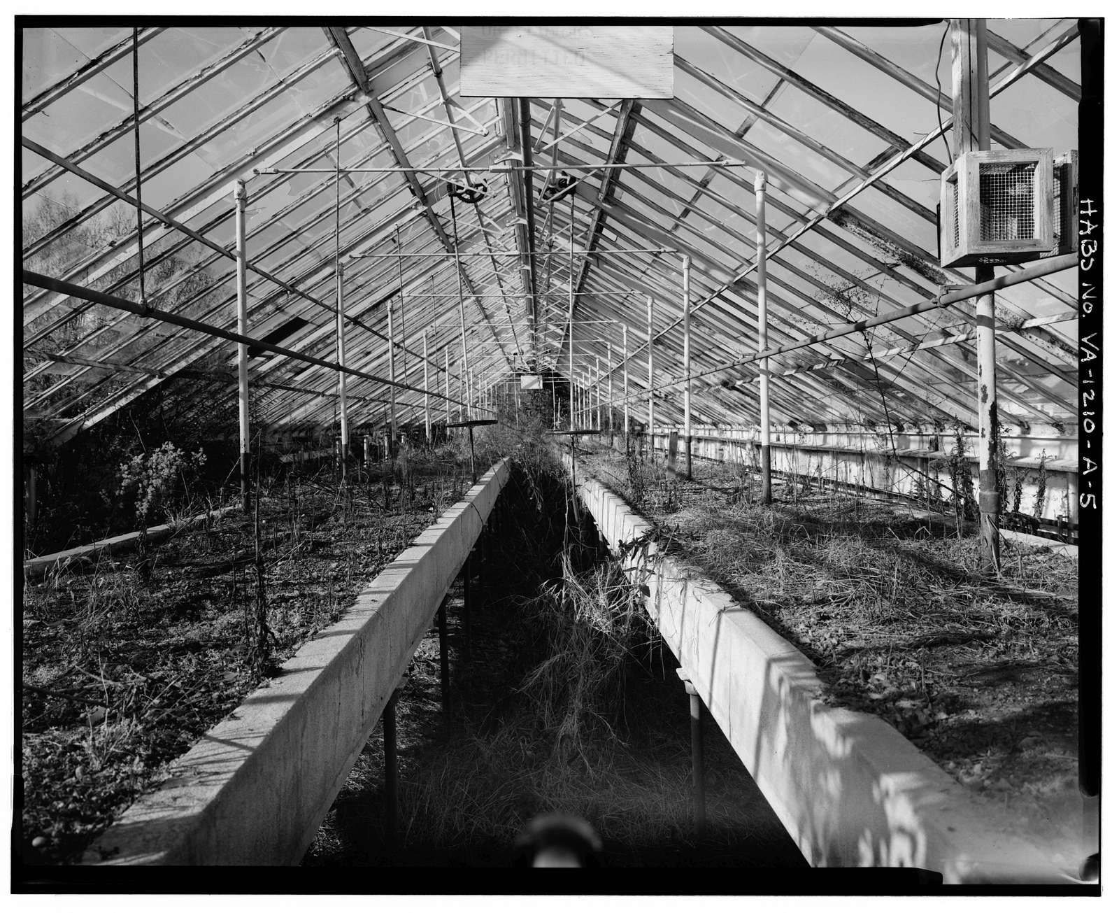 Southern Branch of the National Home for Disabled Volunteer Soldiers, Greenhouse, Hampton, Hampton, VA