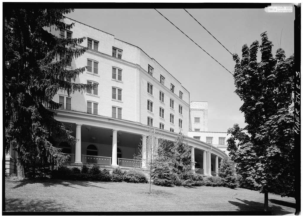 West Baden Springs Hotel, State Route 56, West Baden Springs, Orange County, IN
