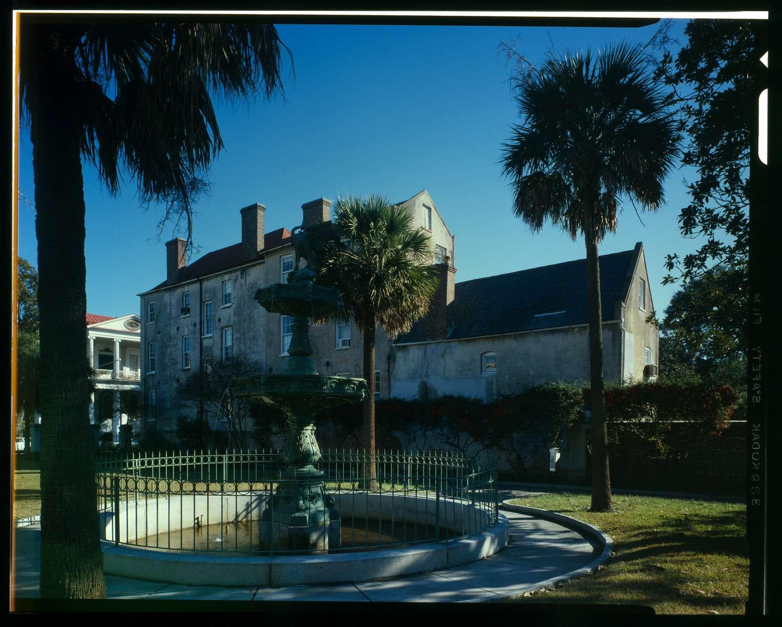 69 Meeting Street (House), Charleston, Charleston County, SC