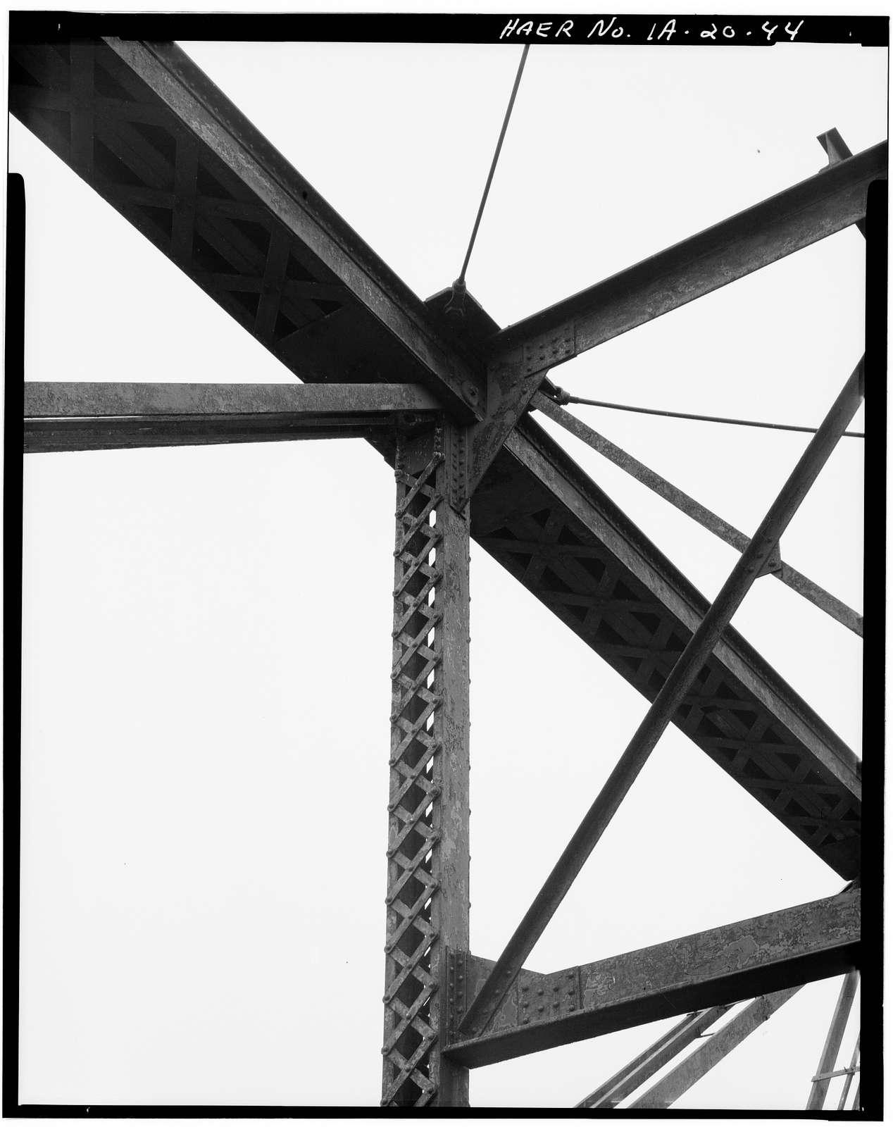 Burlington Bridge, Burlington, Des Moines County, IA