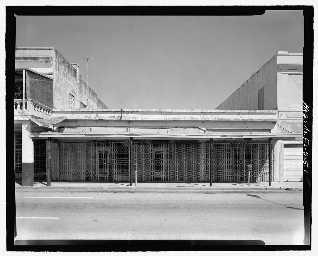 Chaille Commercial Building, 425-429 North Miami Avenue, Miami, Miami-Dade County, FL