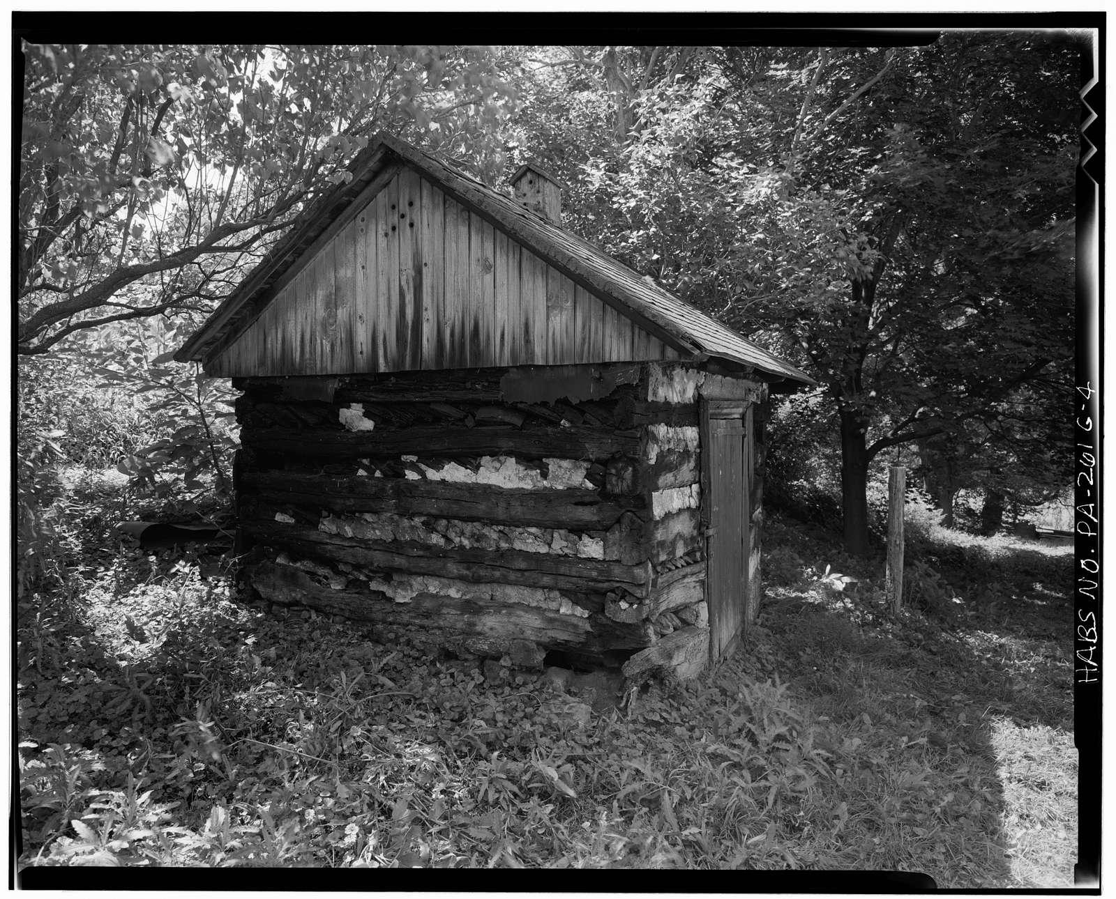 Dundore Farm, Smokehouse, State Route 183 vicinty (Penn Township), Mount Pleasant, Berks County, PA