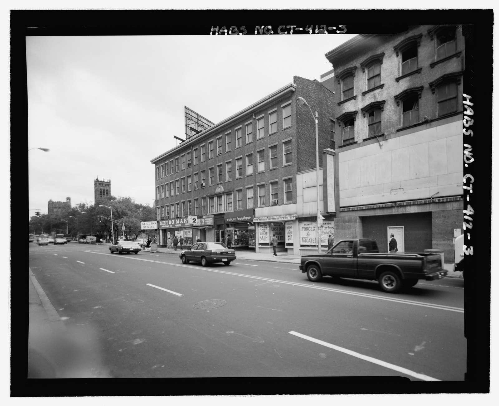 Exchange Building, 121-127 Church Street, 855-871 Chapel Street, New Haven, New Haven County, CT
