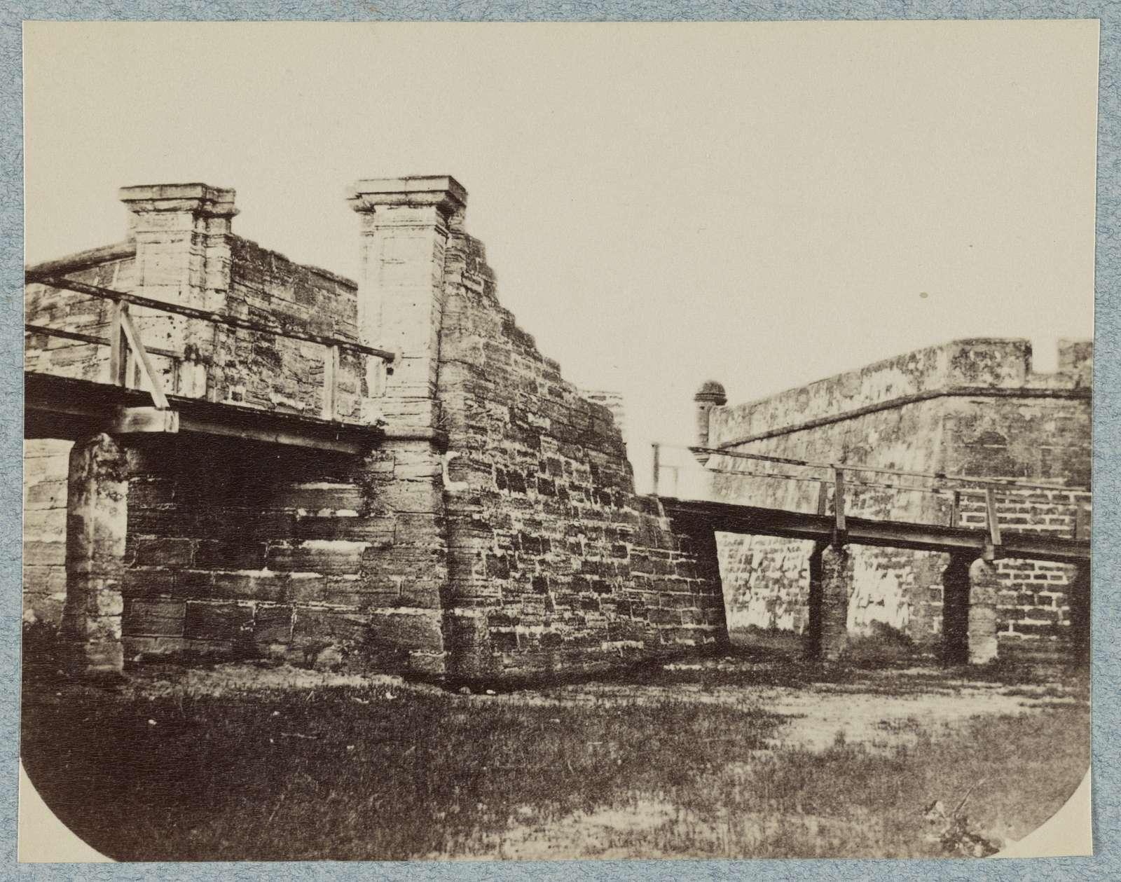 Fort Marion, Saint Augustine, Florida