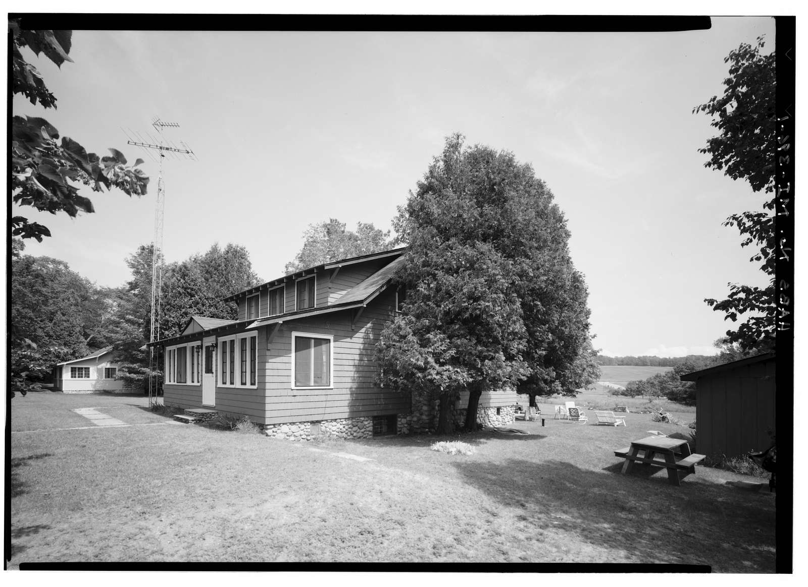 Fred Miller Farm, Thorsen Road, Glen Arbor, Leelanau County, MI
