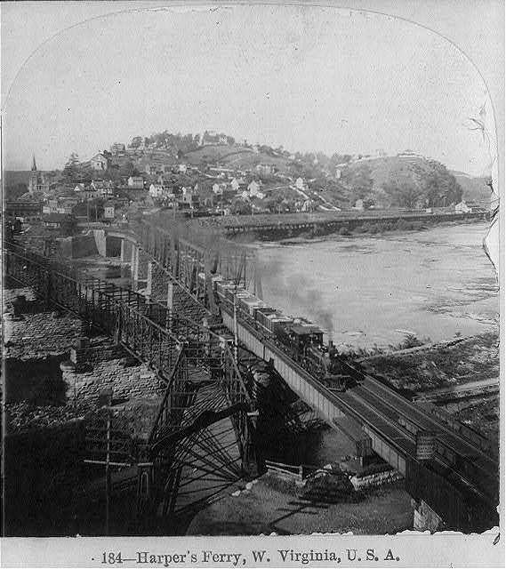 Harper's Ferry, W. Virginia, U.S.A.