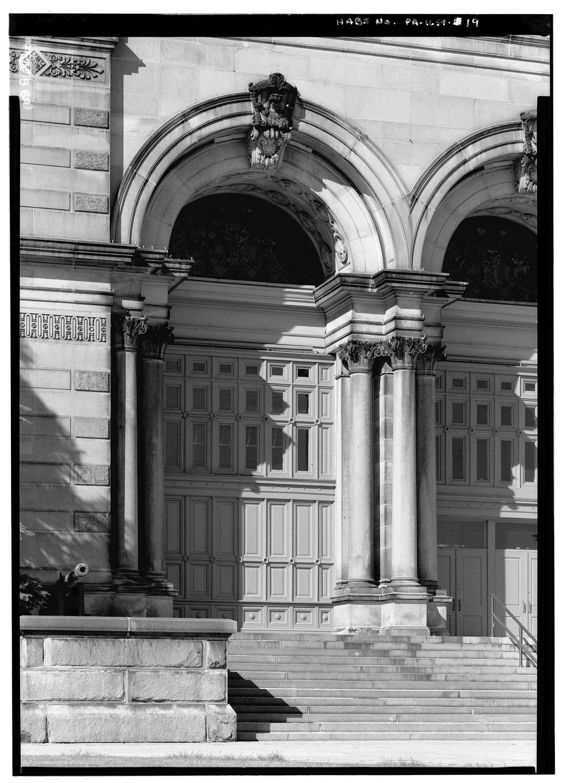 International Exposition of 1876, Memorial Hall, Belmont Avenue, Philadelphia, Philadelphia County, PA