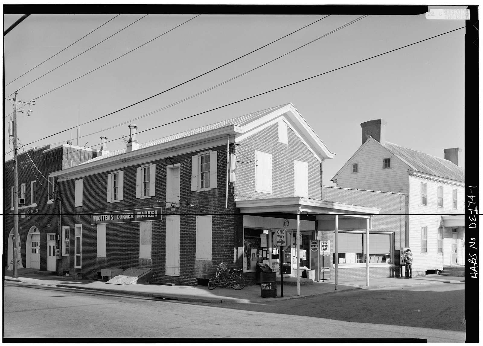 John Dill Store, 2 Market Street, Frederica, Kent County, DE