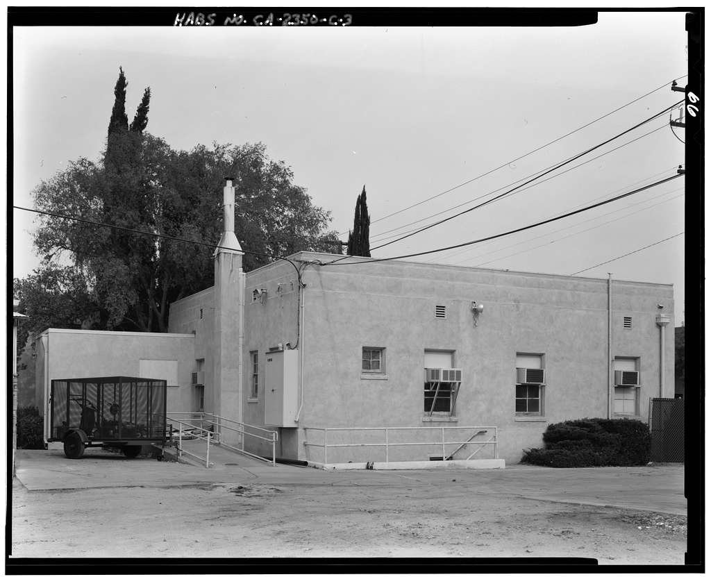 Lancaster County Center, Sheriff's Substation, 4845 Cedar Avenue, Lancaster, Los Angeles County, CA