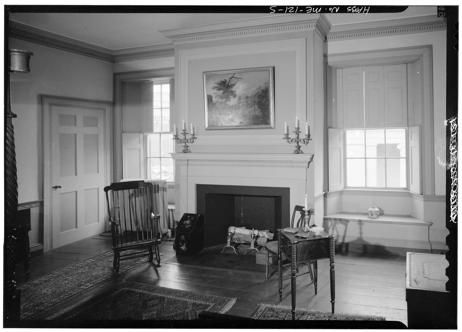 McLellan-Sweat House, 111 High Street, Portland, Cumberland County, ME