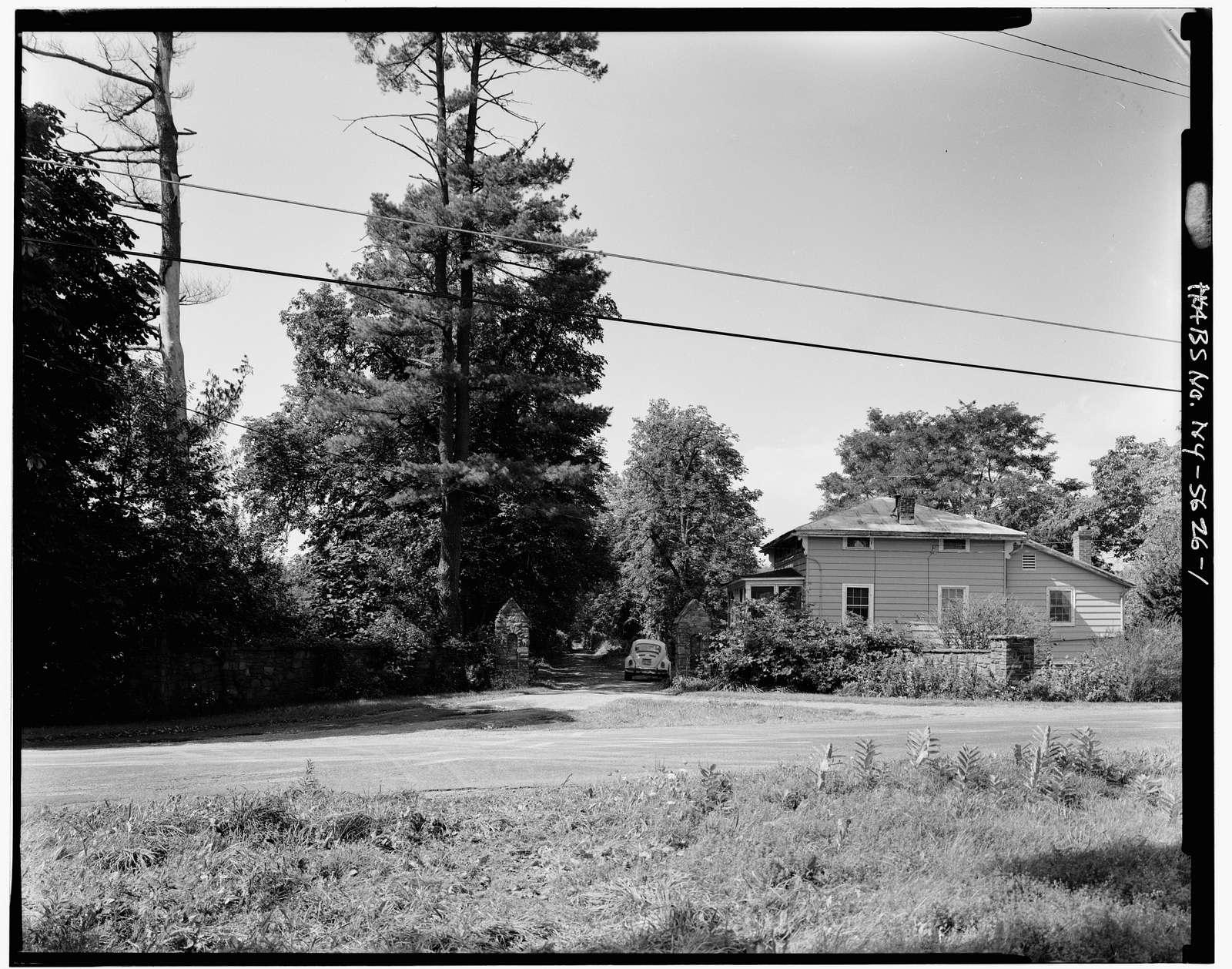Rose Hill, Woods Road, Tivoli, Dutchess County, NY
