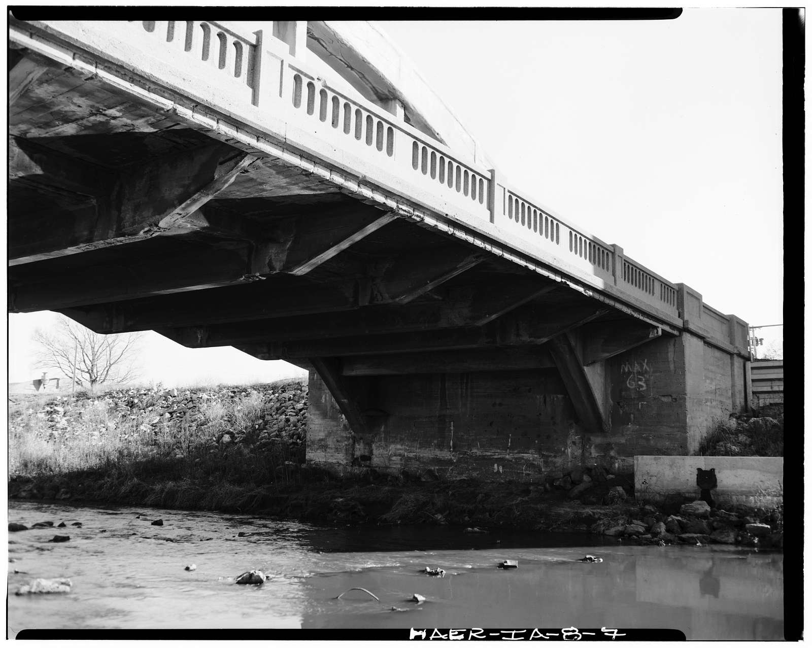 South Third Avenue Bridge, Marshalltown, Marshall County, IA