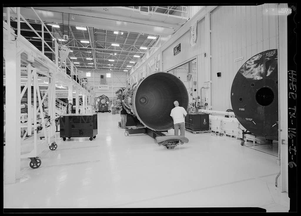 Space Transportation System, Space Shuttle Main Engine, Lyndon B. Johnson Space Center, 2101 NASA Parkway, Houston, Harris County, TX