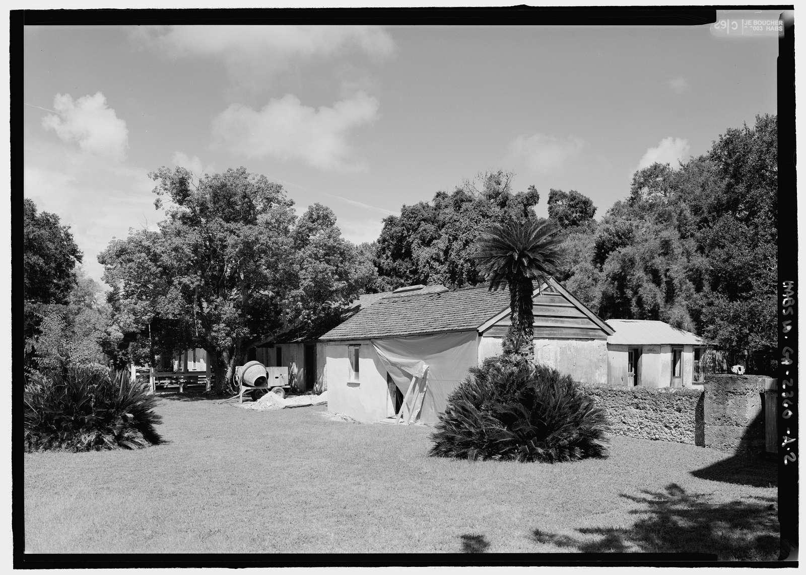 Stafford Plantation, Playhouse, Saint Marys, Camden County, GA