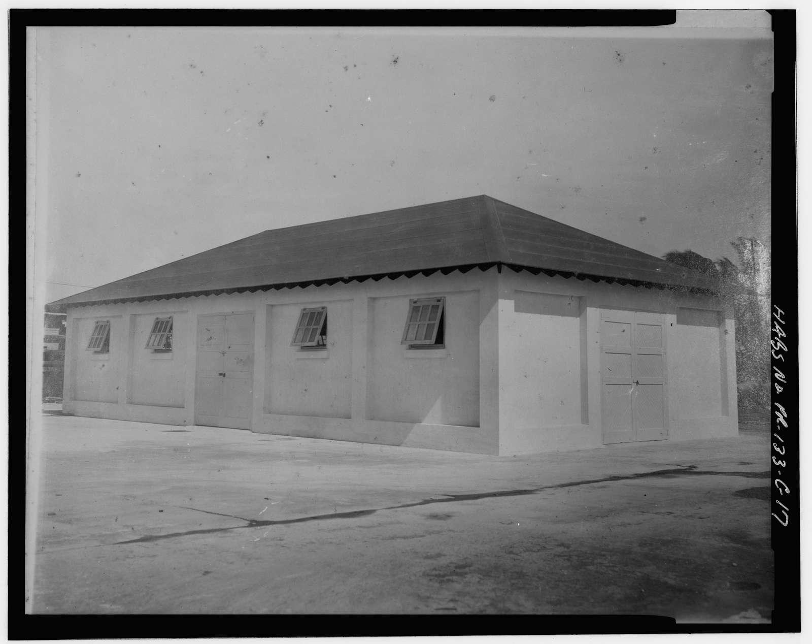 U.S. Coast Guard Base San Juan, Store House, San Juan, San Juan Municipio, PR