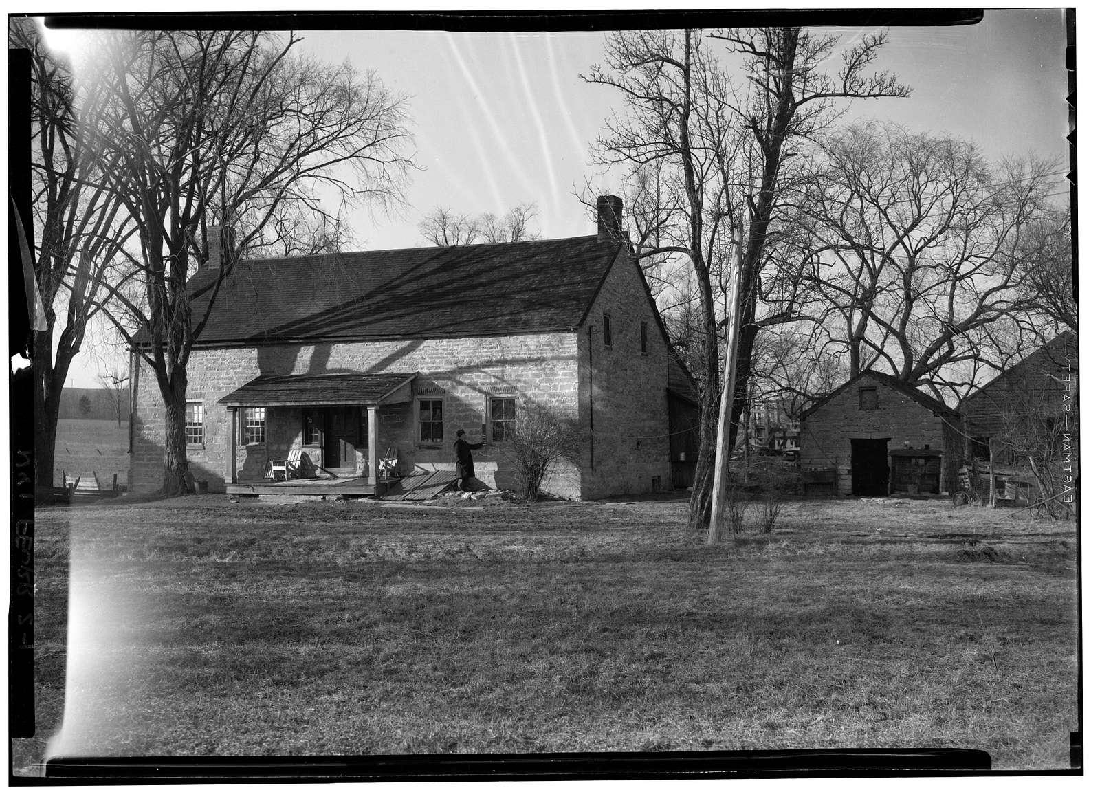 Vadney House, Feura Bush, Albany County, NY