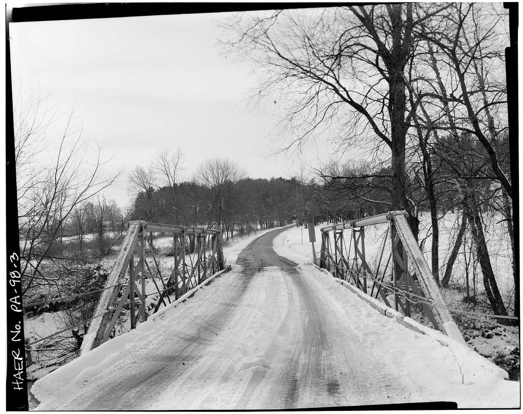 Washingtonville Bridge, Pennsylvania Legislative Route 47036, spanning Chillisquaque Creek (Derry Township), Washingtonville, Montour County, PA