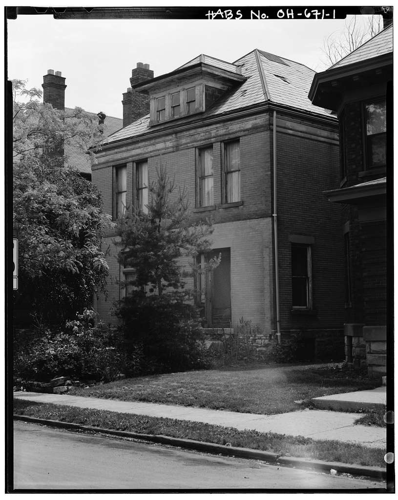 29 South Monroe Avenue (House), Columbus, Franklin County, OH
