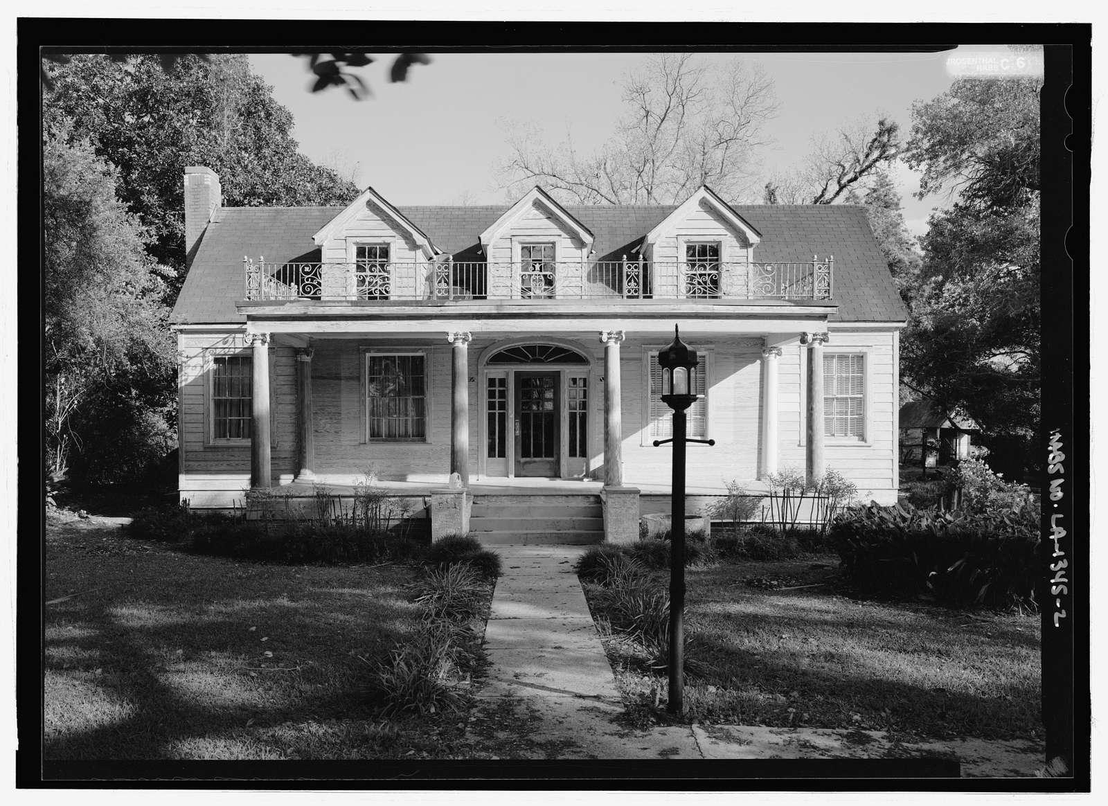 Cohen Plantation, 4397 Louisiana State Highway 119, Melrose, Natchitoches Parish, LA