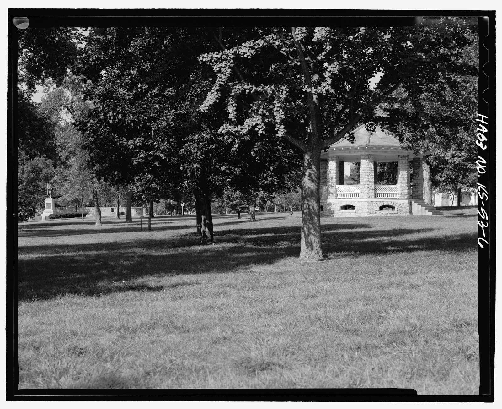 Fort Leavenworth, Metropolitan Avenue & Seventh Street, Leavenworth, Leavenworth County, KS