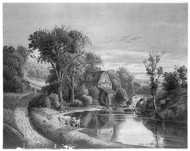 Green Brier River W. Va.